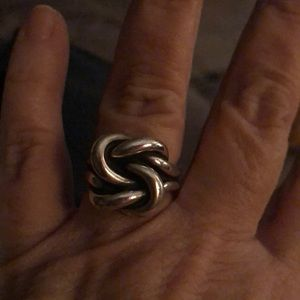 James Avery large love knot